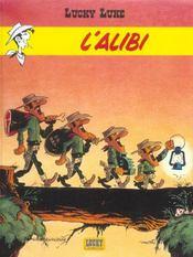 Lucky Luke t.58 ; l'alibi - Intérieur - Format classique