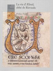 La Vie D Aelred, Abbe De Rievaulx - Couverture - Format classique