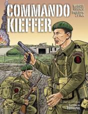 Commando Kieffer - Couverture - Format classique