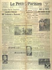 Petit Parisien Edition De Paris (Le) du 04/03/1941 - Couverture - Format classique