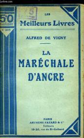 La Marechale D'Ancre - Couverture - Format classique