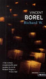 Vente  Richard W.  - Vincent Borel
