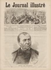 Journal Illustre (Le) N°47 du 22/11/1874 - Couverture - Format classique
