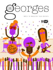 Vente livre :  Magazine Georges ; Pop  - Magazine Georges