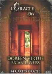 Vente  L'oracle des vies antérieures ; coffret ; 44 cartes oracles  - Brian L. Weiss - Doreen Virtue