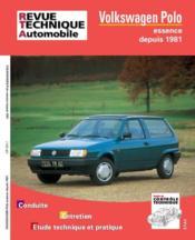 Rta 425.7 Vw Polo Et Classic 81-93 - Couverture - Format classique