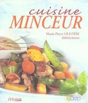 Cuisine minceur - Intérieur - Format classique