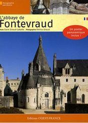 L'abbaye de Fontevraud - Intérieur - Format classique