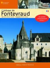 L'abbaye de Fontevraud - Couverture - Format classique