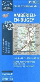 Ambérieu-en-Bugey - Couverture - Format classique