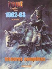 Tout Vance t.1 ; histoires complètes 1962-1963 - Intérieur - Format classique
