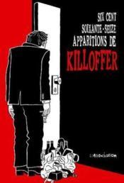 676 apparitions de Killoffer - Couverture - Format classique
