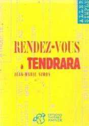 Alller Simple T.7 Rendez-Vous A Tendrara - Couverture - Format classique