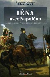 Iéna avec napoléon - Intérieur - Format classique