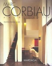 Marc Corbiau - Architecte - Intérieur - Format classique