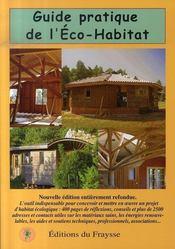Guide pratique de l'éco-habitat (édition 2007) - Intérieur - Format classique