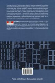 Propriétés acoustiques des matériaux ; propagation des ondes, planes harmoniques - 4ème de couverture - Format classique