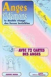 Anges et demons - Couverture - Format classique