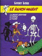 Lucky Luke t.56 ; le ranch maudit - Intérieur - Format classique