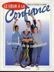 Coeur A La Confiance - Magazine Des Jeunes - Couverture - Format classique