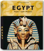 Egypte ; people, gods, pharaohs - Intérieur - Format classique