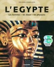 Egypte ; people, gods, pharaohs - Couverture - Format classique