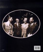Cartier, 1899 - 1949 ; le parcours d'un style - 4ème de couverture - Format classique