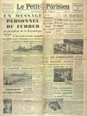 Petit Parisien Edition De Paris (Le) du 05/03/1941 - Couverture - Format classique