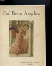 Fra' Beato Angelico - Couverture - Format classique