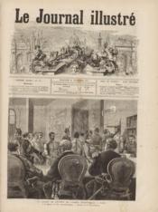 Journal Illustre (Le) N°48 du 29/11/1874 - Couverture - Format classique