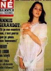 Cine Revue - Tele-Programmes - 54e Annee - N° 14 - Police, Puissance 7 - Couverture - Format classique