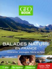 Vente livre :  Balades nature en France  - Collectif