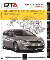 Vente  REVUE TECHNIQUE AUTOMOBILE N.820 ; Peugot 308 II phase1 ; 1.6 HDI (de 2013 à 2017)  - Etai - Collectif