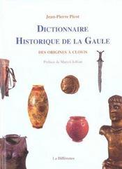 Dictionnaire Historique De La Gaule - Intérieur - Format classique