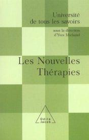 Les Nouvelles Therapies - Intérieur - Format classique