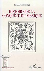 Histoire De La Conquete Du Mexique - Intérieur - Format classique