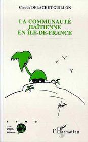 La Communaute Haitienne En Ile-De-France - Intérieur - Format classique