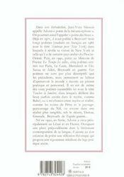 Toucher La Lumiere - 4ème de couverture - Format classique
