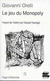 Jeu De Monopoly Ps156 - Couverture - Format classique