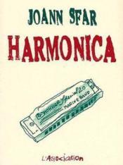 Harmonica - Couverture - Format classique