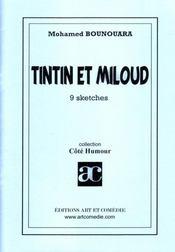 Tintin et Miloud - Intérieur - Format classique