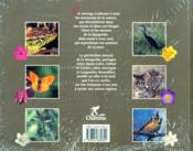Monts de la margeride 1 patrimoine nat. a decouvrir - 4ème de couverture - Format classique