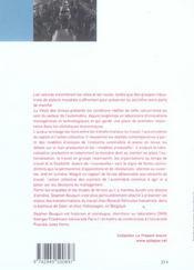 Valse des ecrous - 4ème de couverture - Format classique