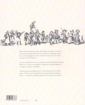 De gavarni a debre ; un collectionneur d'estampes au xx siecle - 4ème de couverture - Format classique