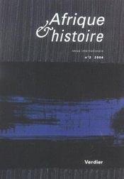 Afrique Et Histoire T.2 - Intérieur - Format classique
