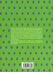 Contes traditionnels d'auvergne - 4ème de couverture - Format classique