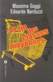 La fin des classes moyennes - Intérieur - Format classique