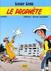 Lucky Luke t.68 ; le prophète - Intérieur - Format classique