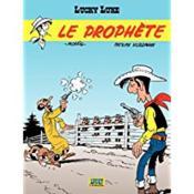Lucky Luke t.68 ; le prophète - Couverture - Format classique