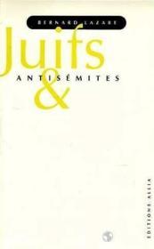 Juifs Et Antisemites - Couverture - Format classique